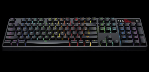 Poseidon Z RGB Gaming Keyboard