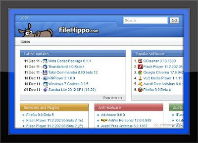 how to download software from filehippo com