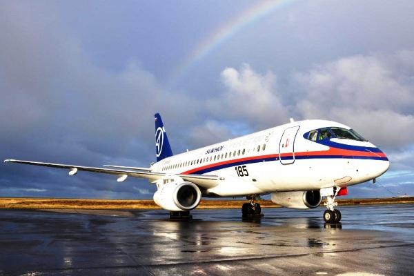 Sukhoi Super Jet 100