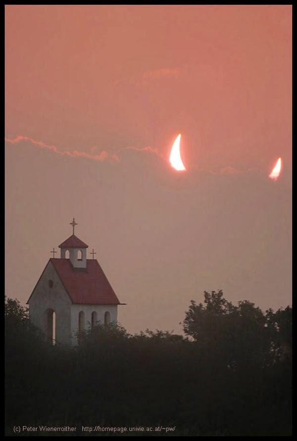 nubes diabolicas