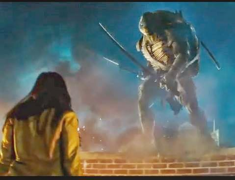 Teenage Mutant Ninja Turtles 2nd movie Trailer