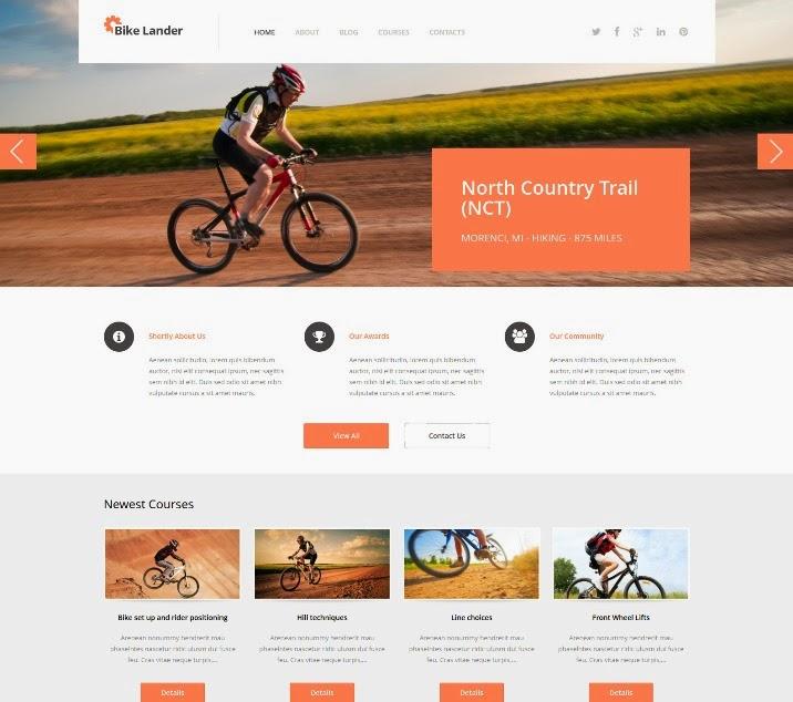 Bike Lander