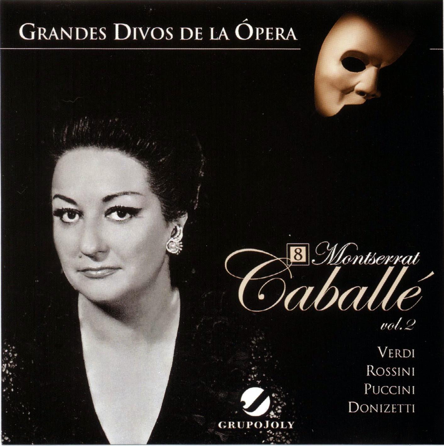 Grandes Divos de la Ópera-cd8-Montserrat caballé-carátula frontal