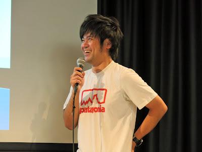 濱野智史氏