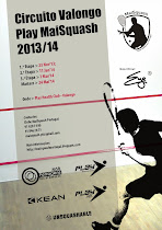 Circuito Valongo Play MaiSquash 2013/14