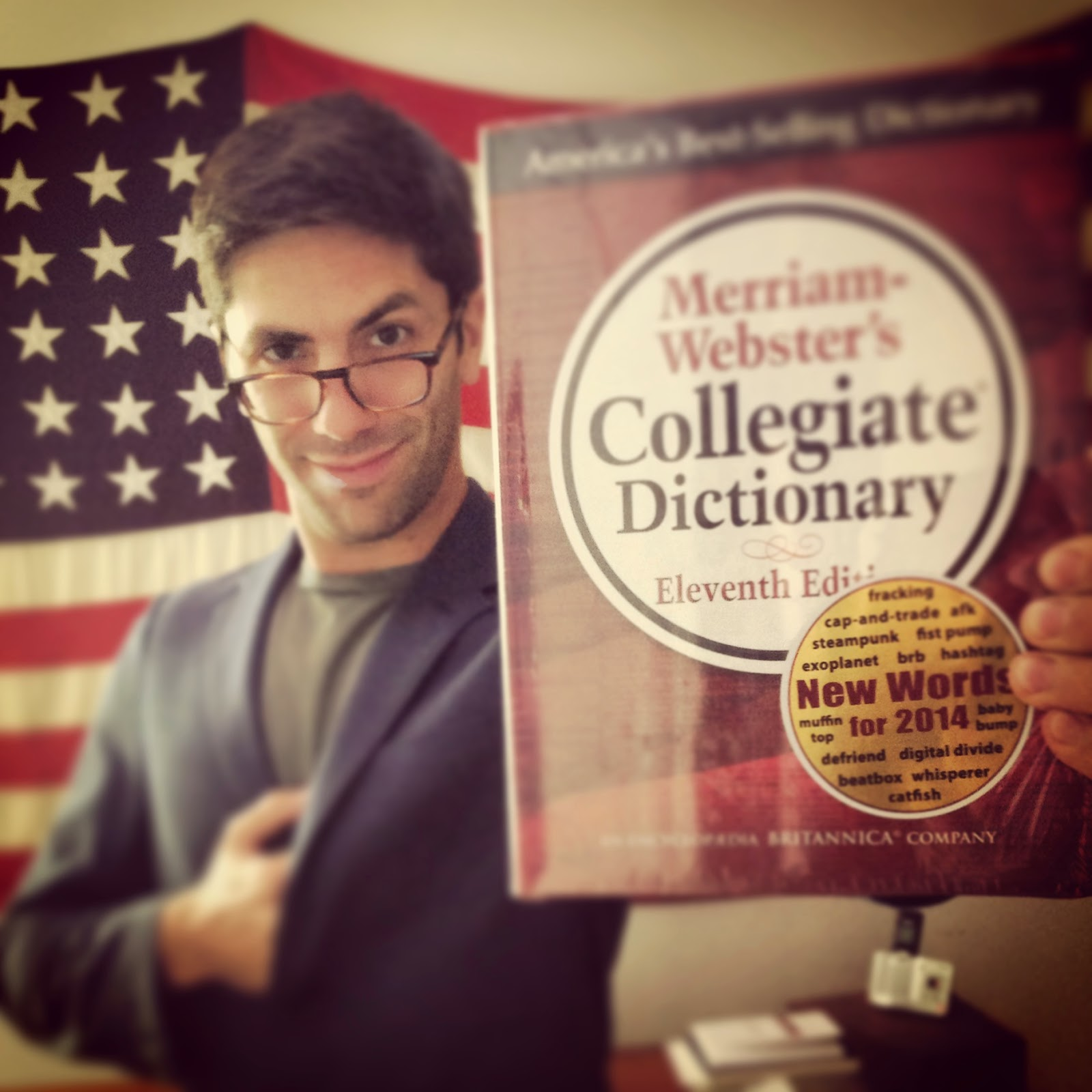 Merriam-Webster adds hashtag, selfie, and tweep to the dictionary