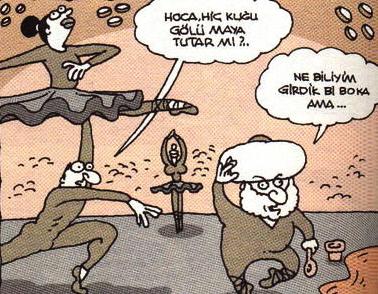 1+ 3  - Karikat�rler .. :)