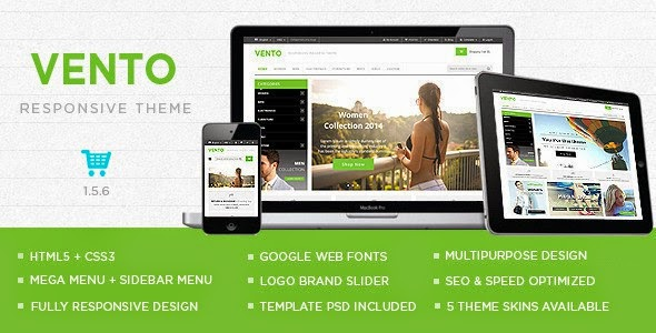 Best Responsive Multipurpose OpenCart Theme