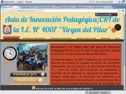 Página Web del AIP/CRT