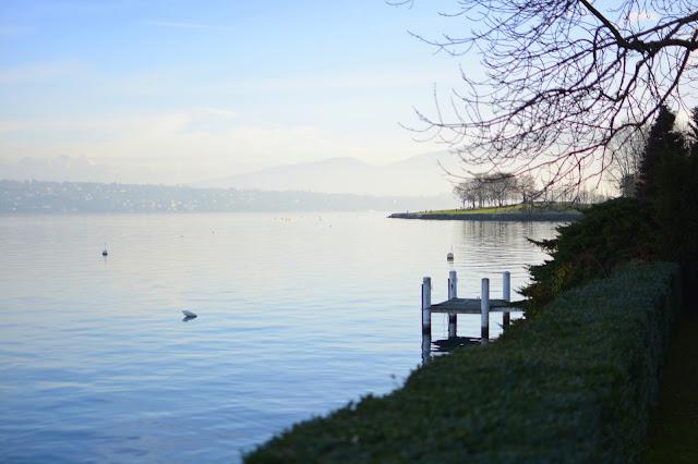 отель La Reserve в Женеве