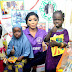 IMPRESSIVE: Queen Nneze Richards Foundation Takes Relief Materials And Food Stuffs To IDP Camps (photos)