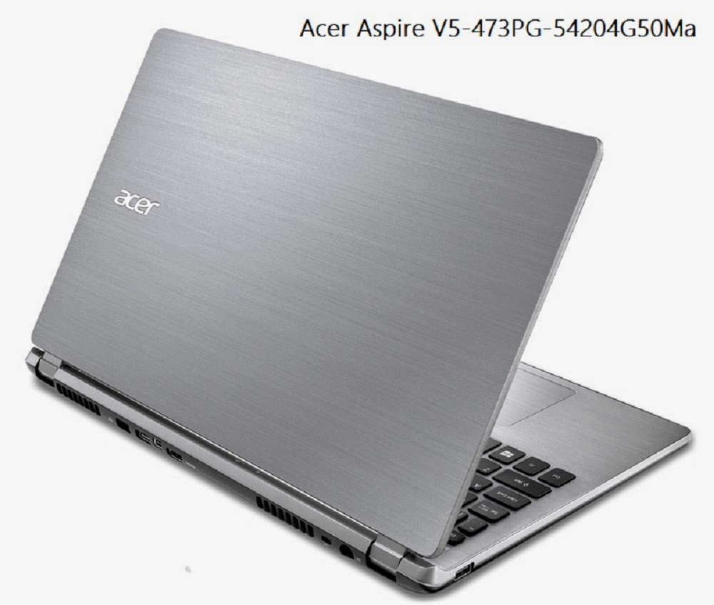 Notebook Terbaru Acer Aspire V5 473PG 54204G50Ma Touch