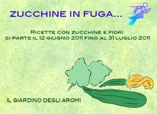 zucchine in fuga