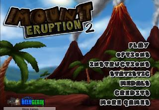 Mount Eruption 2