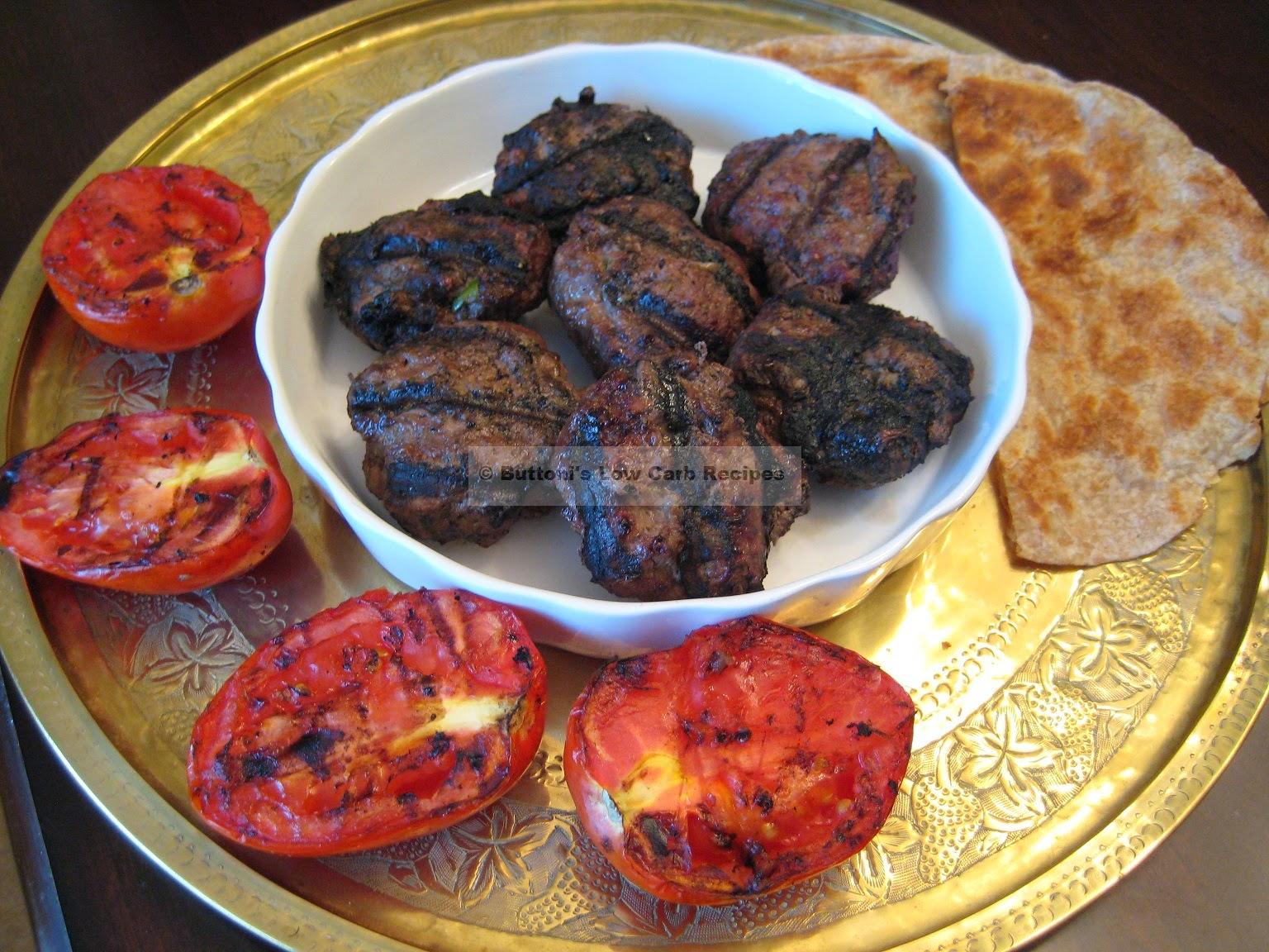 how to cook kangaroo kebabs