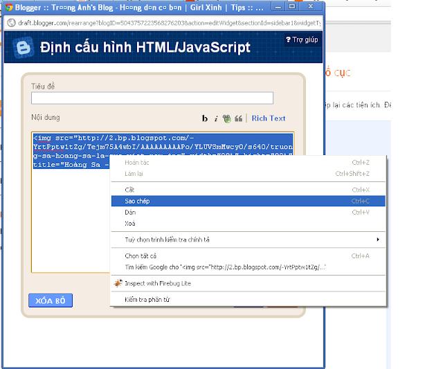 Sao lưu và khôi phục Template Blogger hoàn chỉnh Copy+va+luu+code+widget+html