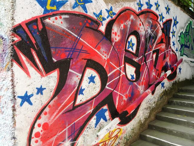 Graffiti Trier
