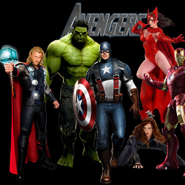 New avengers movie release date