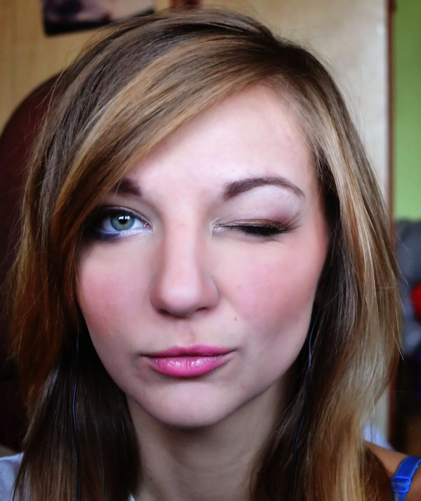 III tydzień projektu makijażowego u ZwK + recenzja pudru bambusowego