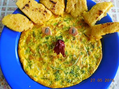 omleta carliontata