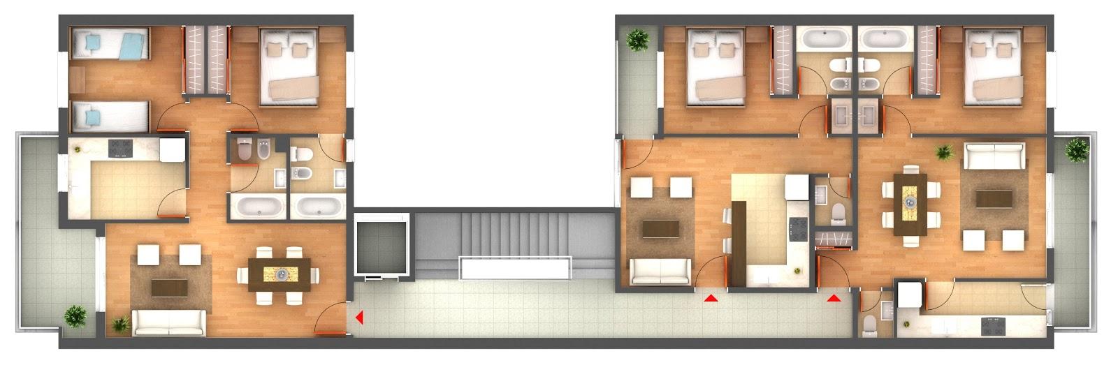 Renderizar Arquitectura Imagenes 3d Renders