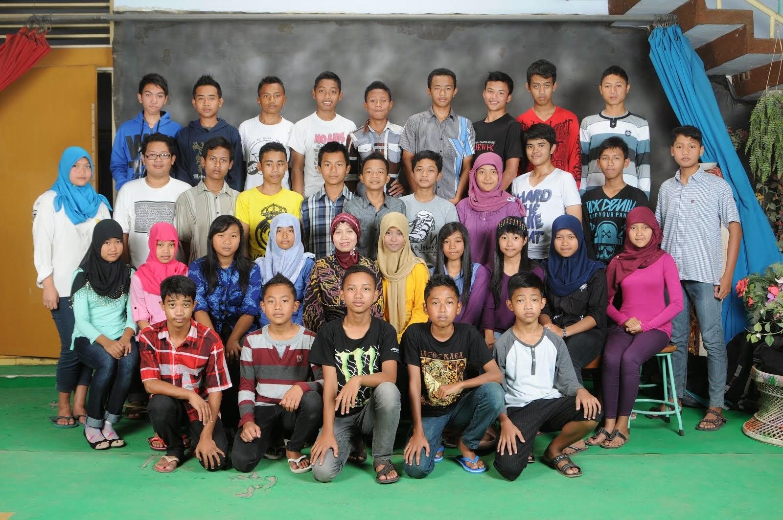 Sembilan B Tahun Pelajaan 2013/2014
