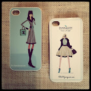 PaperQueen is thrilled to debut our brand new iPhone 4 and iPhone 5 cases, .