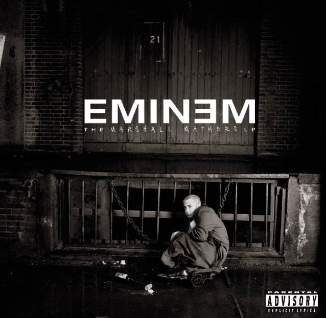 MIKE'S DAILY JUKEBOX: EMINEM Discography: Favorite Song Per CD