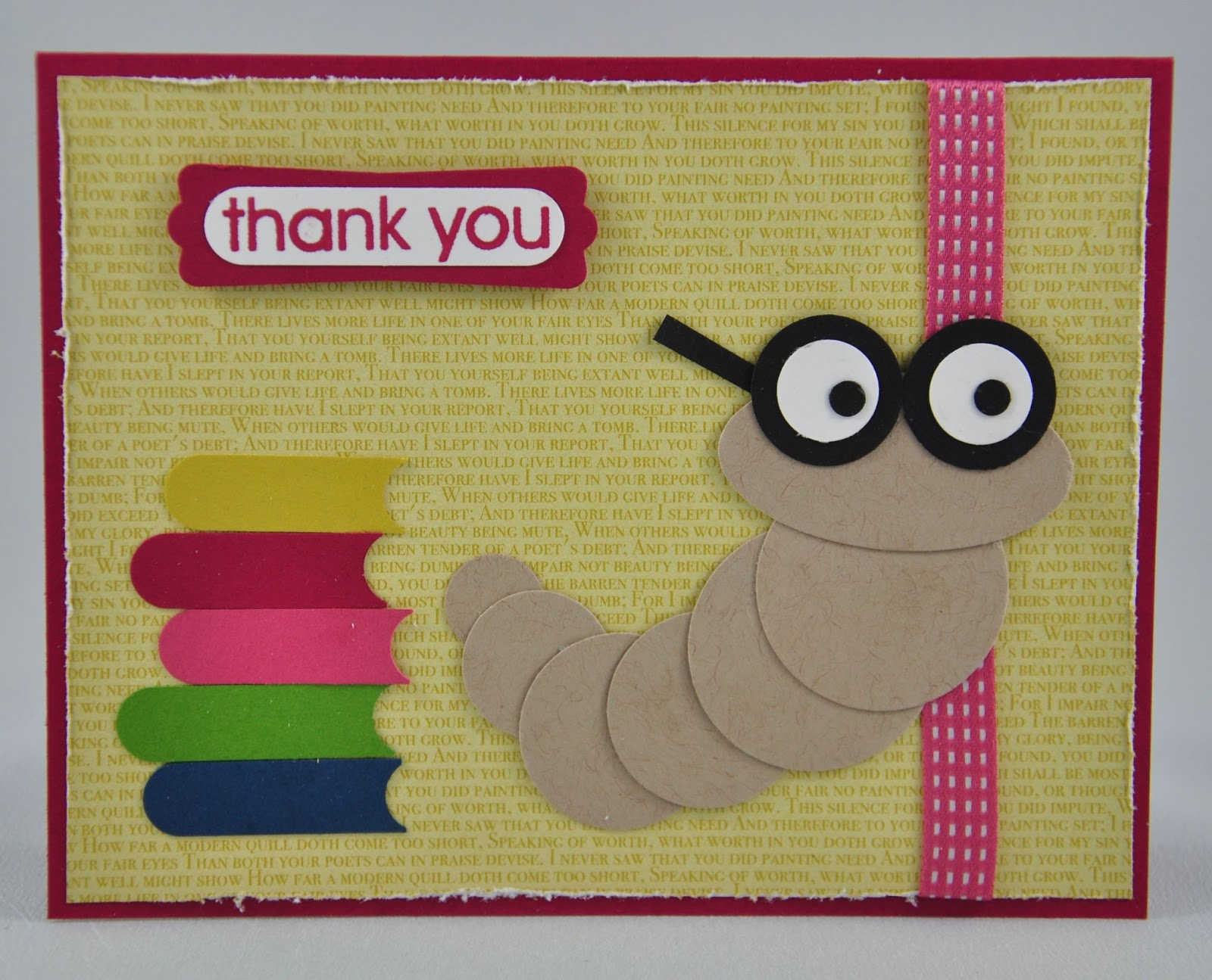 Classroom Thank You Ideas ~ Snippets by design thank you cards for teachers