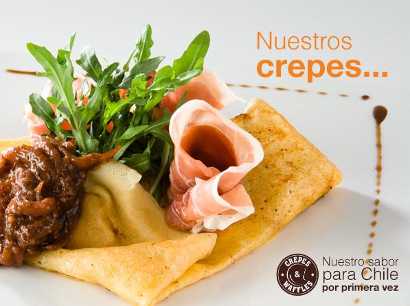 Crepes and waffles inicios
