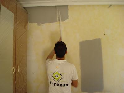 Pintores Madrid, hazlo tú mismo, fondear superficies
