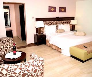 Excel Oriental Hotel & Suites Penthouse Suite
