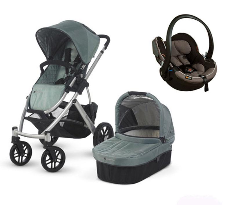 UPPAbaby Vista: opinión carrito de bebé