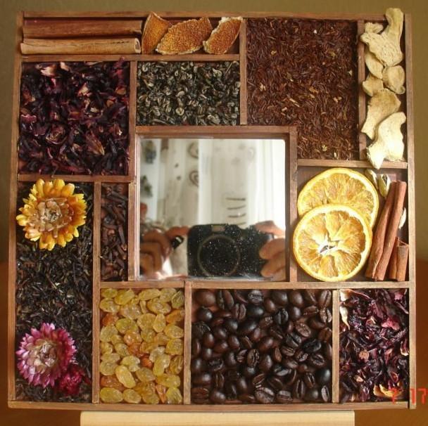 Панно своими руками фото для кухни из кофейных зерен