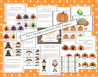 http://www.teacherspayteachers.com/Product/Gobble-Gobble-Thanksgiving-Literacy-Centers-956100