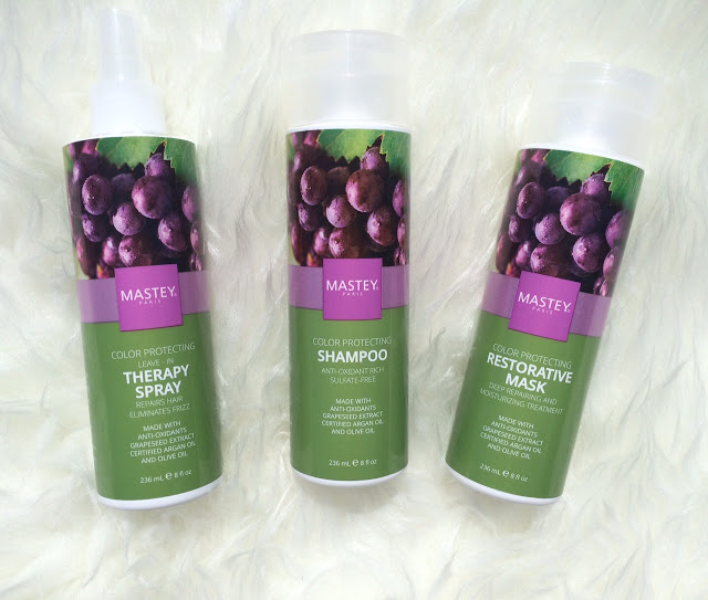 Natural Hair Tlc With Mastey Vegan Hair Care Products For Colored