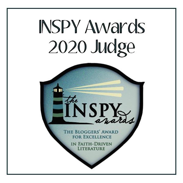 I'm an INSPY Judge