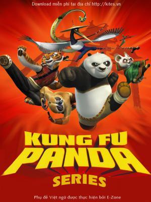 KungFu Panda: Huyền Thoại Chiến Binh Phần 1