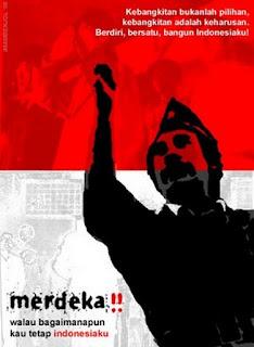 DP BBM Kemerdekaan RI Kami Tidak Takut