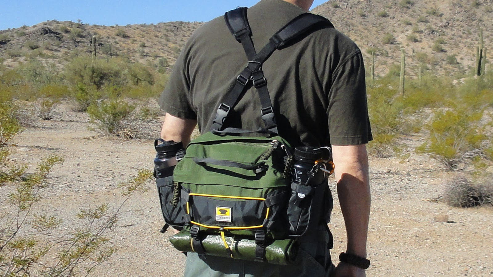 Survival Skillcraft: Mountainsmith Lumbar-Recycled Series ...