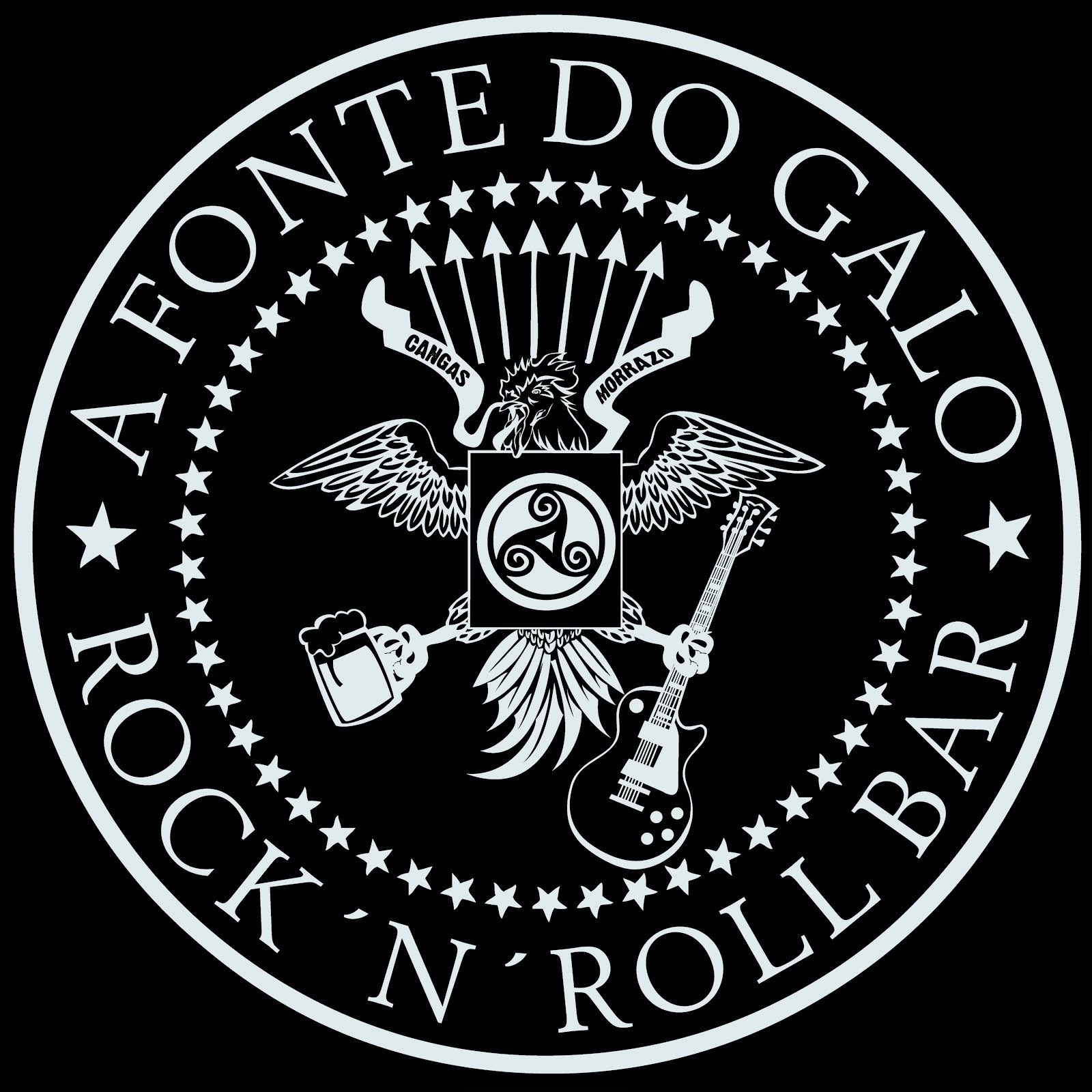 "A Fonte do Galo ""Rock´n`Roll Bar"""