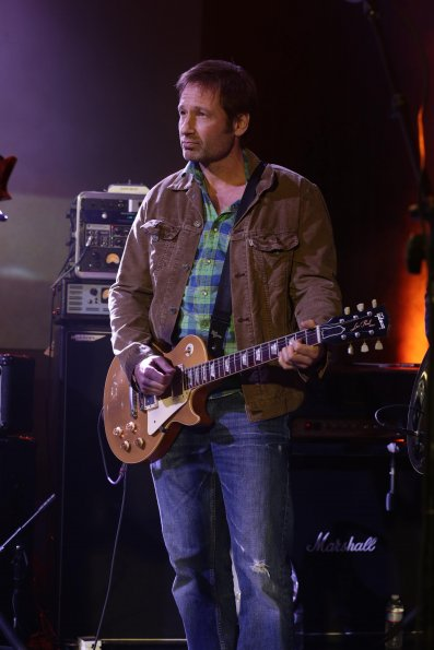 Duchovny Central : David Duchovny at Californication ...