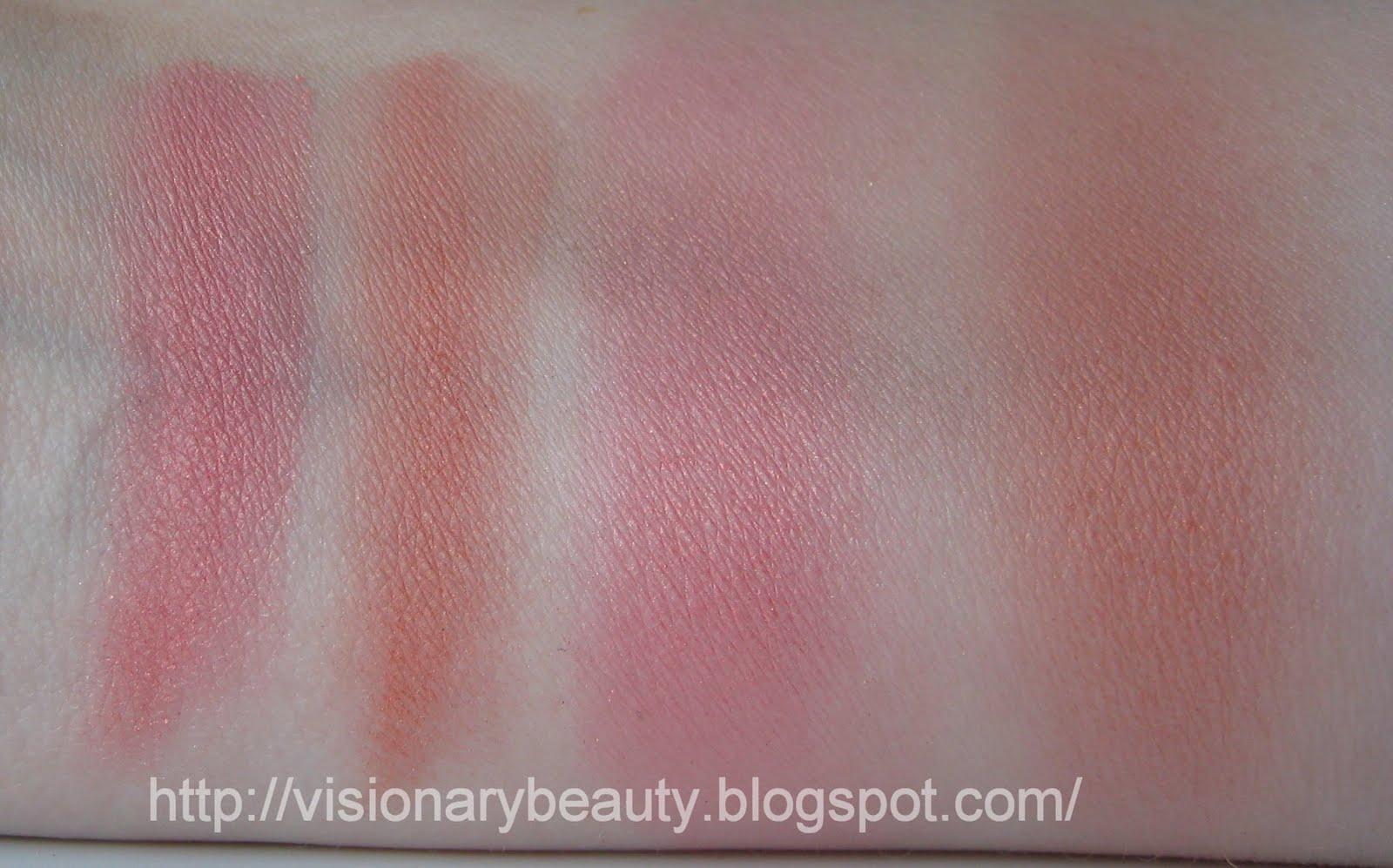 Visionary Beauty: BECCA Mineral Powder Blush: Flowerchild