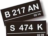 Cara Cek Keaslian Plat Nomor Kendaraan