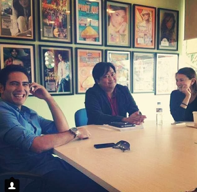 story conference of gerald anderson-angelica pangniban movie