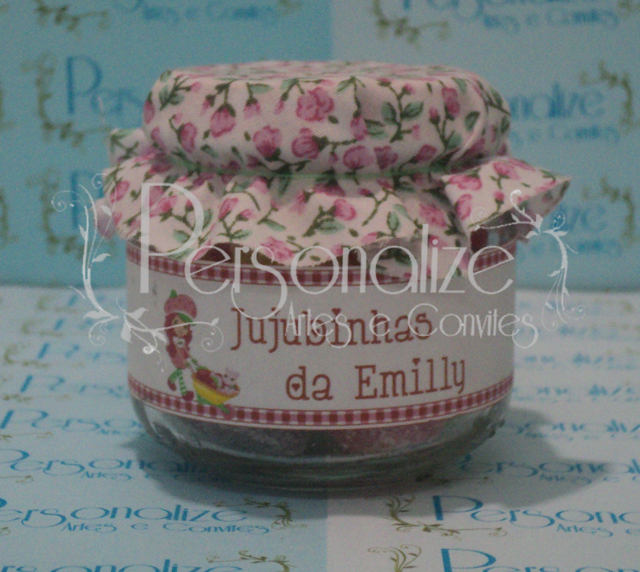 Lembrancinha Reciclada  Potinhos De Papinha
