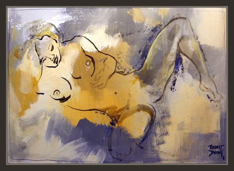 Cuadro de una mujer desnuda photo 77