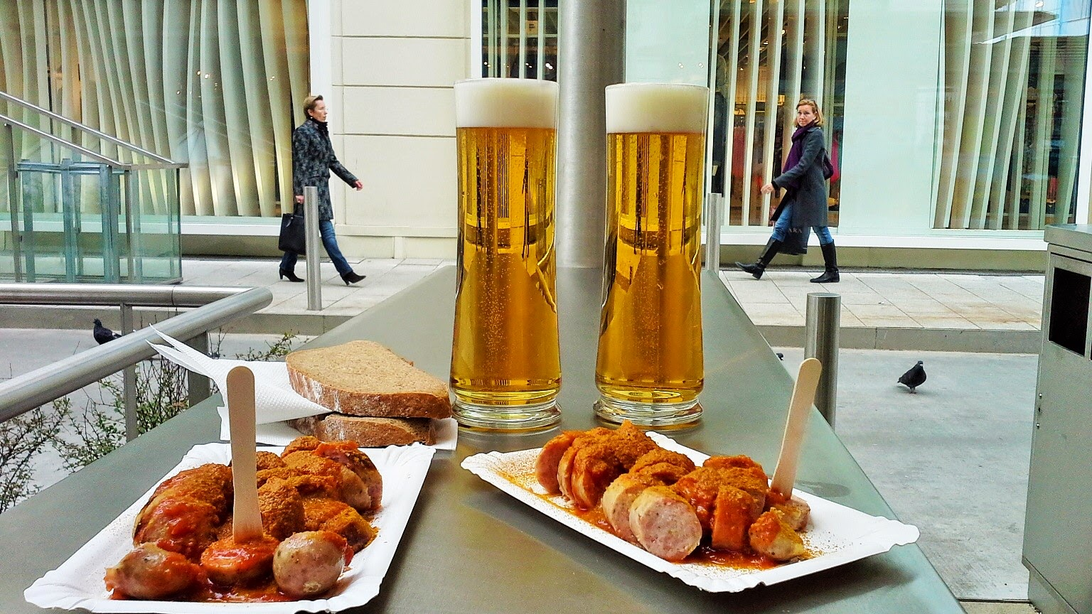 Lo streetfood di vienna emotion recollected in tranquillity for Dove soggiornare a vienna