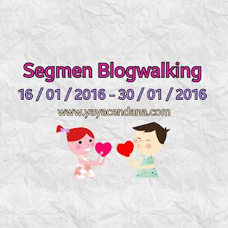 qiya, saad. blogwalking, yaya, cendana, blogger, uitm, student
