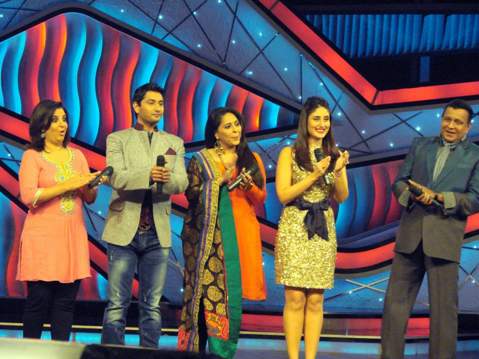dance india dance judje with karina kapoor HD Photos Download